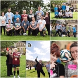 Silence is golden for care home fundraisers