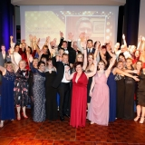 Springhill staff honoured for contribution to care