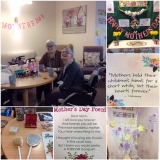 Mother's Day marked at Springhill Care Home