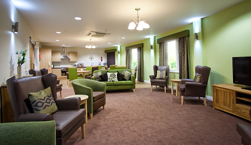 Residential Specialist Nursing Home Lancashire Dementia