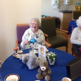 Harmonies with Hilary at Springhill Care Home